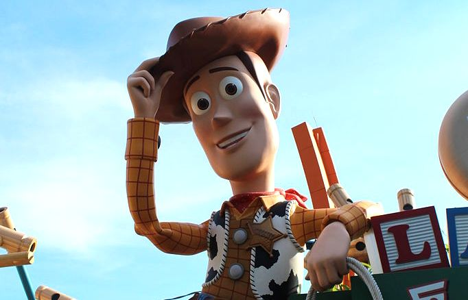 Toy Story Land - Woody