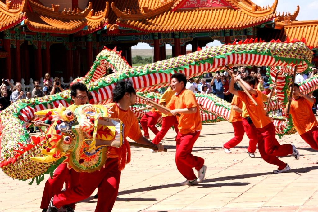 Chinese New Year - Nan Hua Temple