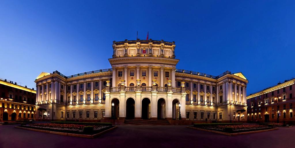 St. Petersburg - Mariinskiy Palace