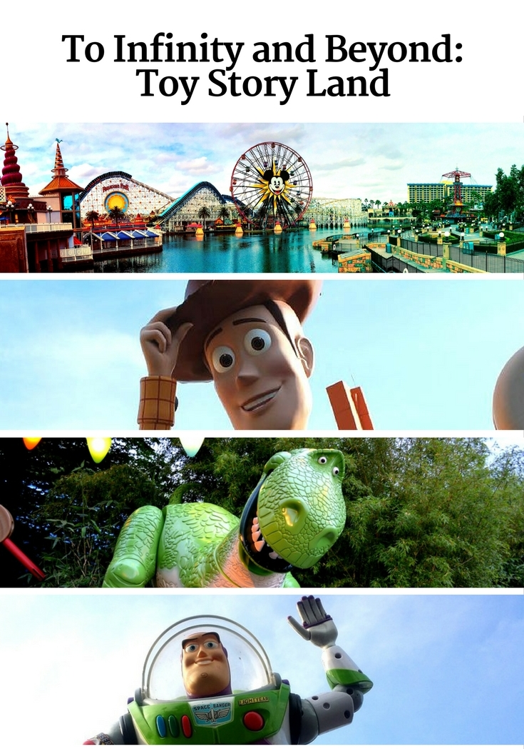 Toy Story Land - Pinterest