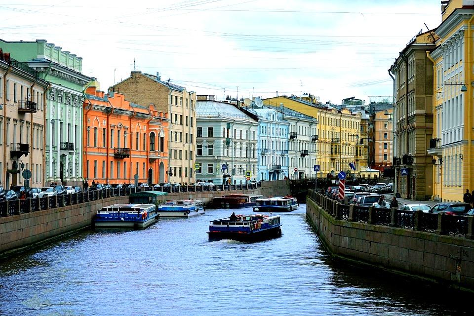 St. Petersburg - Canals