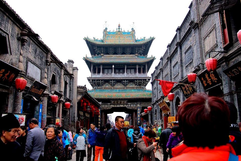 Chinese New Year - Pingyao