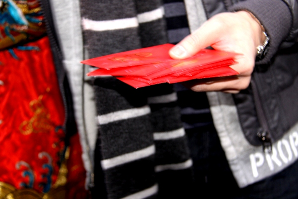 Chinese New Year - Red Envelope